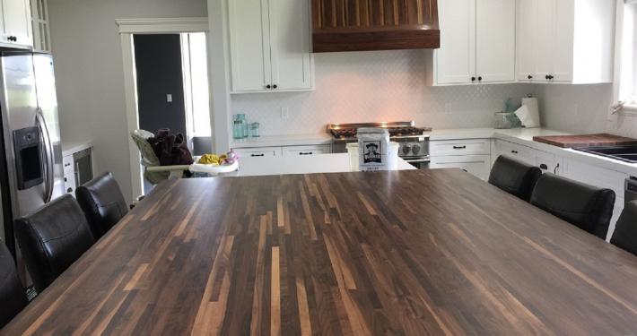 Wide Plank Hardwood