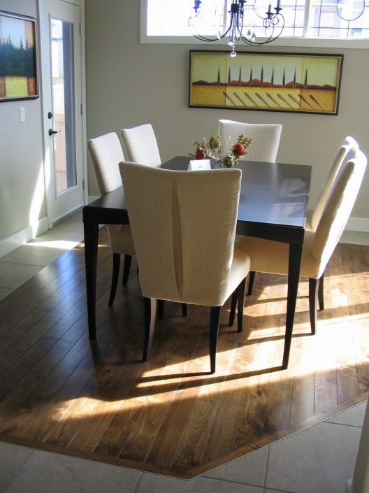 Alder Hardwood Floor