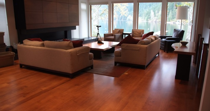 Eastern Maple Hardwood Floor