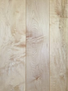 Eastern Maple - Select Clear White