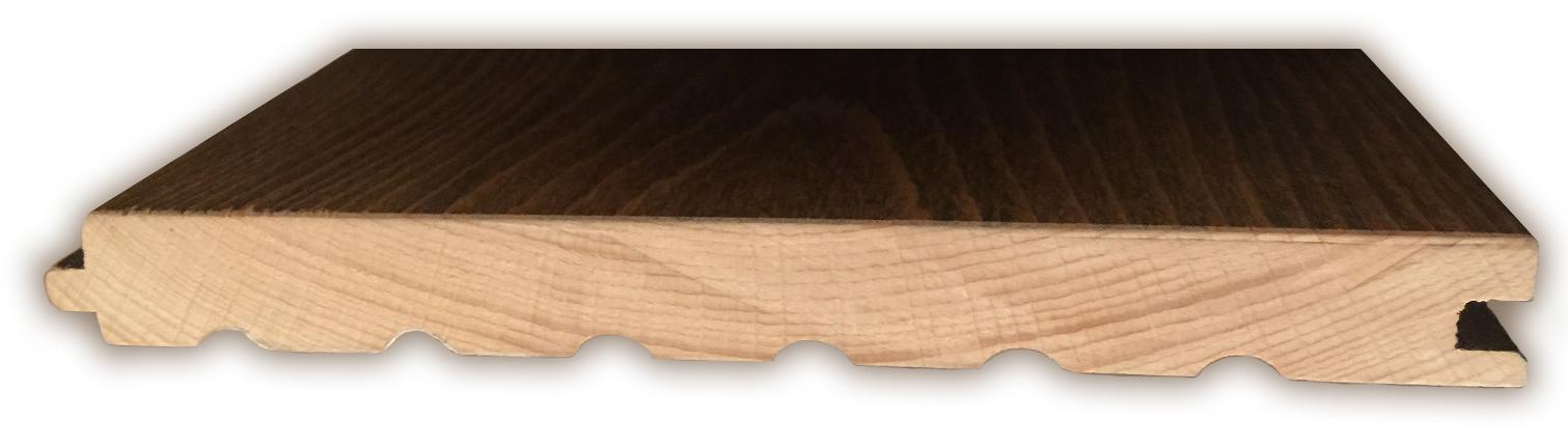Wide Plank Hardwood Information