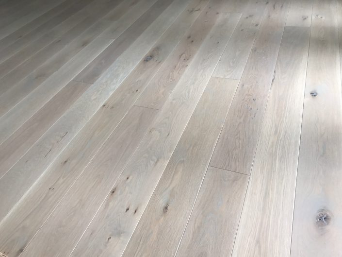 White Oak Character Hardwood Flooring