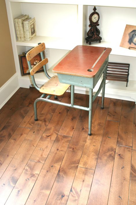 Alder Hardwood Flooring - Fort Langley