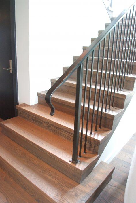 Custom Wide Plank Hardwood Flooring
