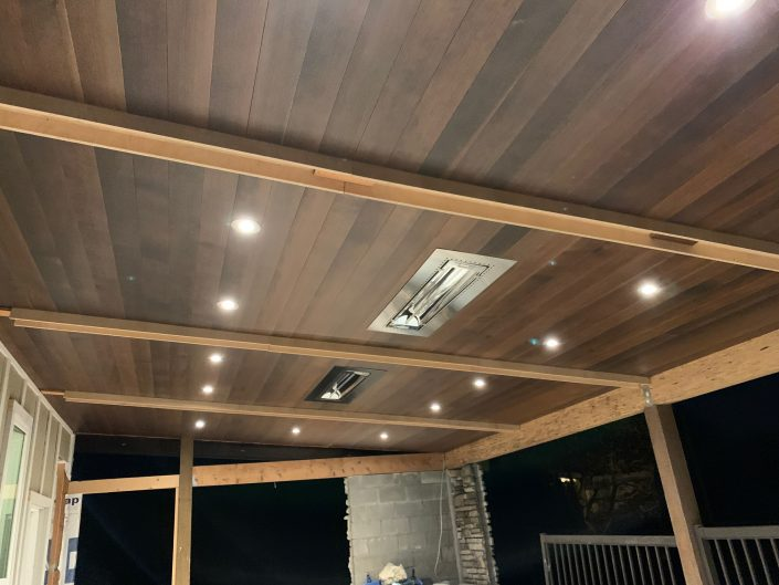 Ceiling Panelling - VG Fir