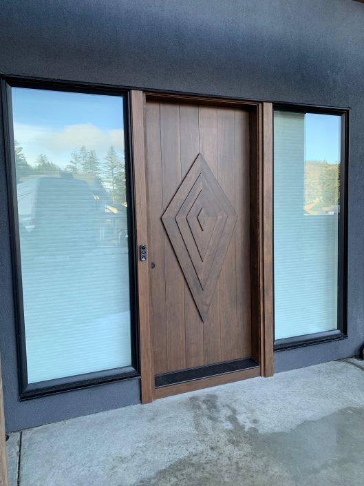 Exterior Door - Douglas Fir - VG - Diamond