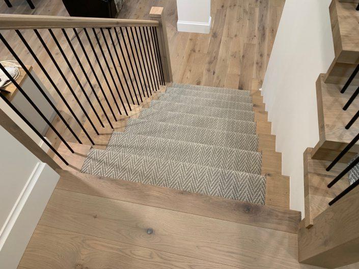 Stair Caps - White Oak - Character