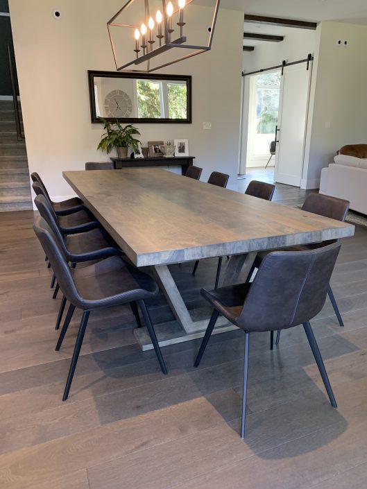 Eastern Maple Custom Table