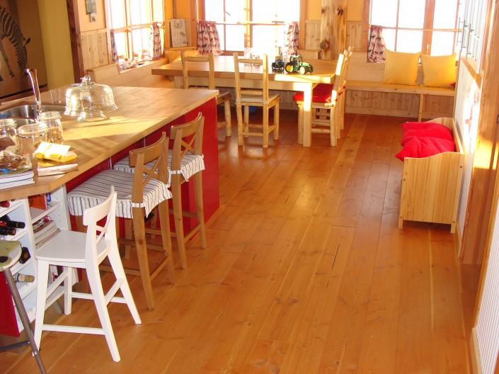 Engineered Douglas Fir Hardwood Floor - Hope BC
