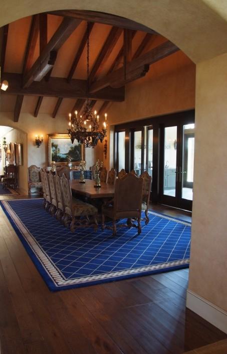 Reclaimed Oak Hardwood Floor - Vancouver