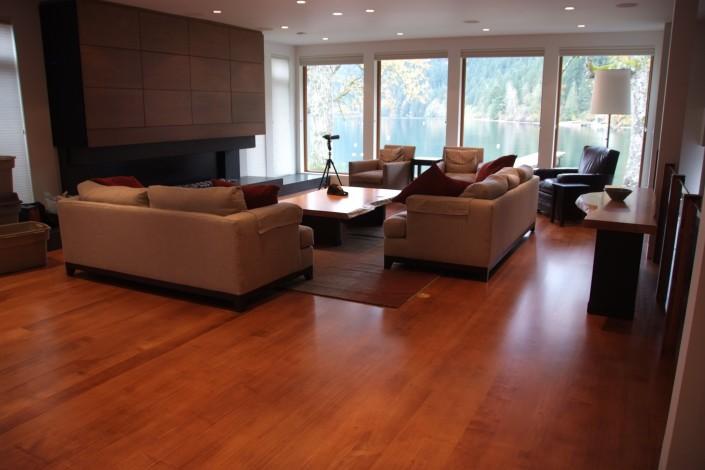 Solid Eastern Maple Hardwood Floor - Richmond