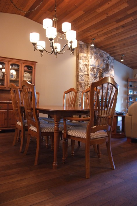 Engineered White Oak Hardwood Floor - Lynden