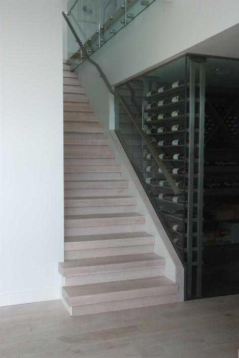 White Oak Hardwood Floor - Coquitlam