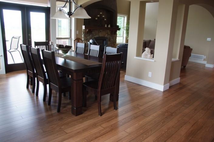 Red Oak Hardwood Floor - Abbotsford