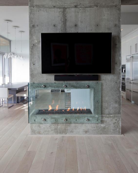 Custom Wide Plank Hardwood Flooring - Abbotsford