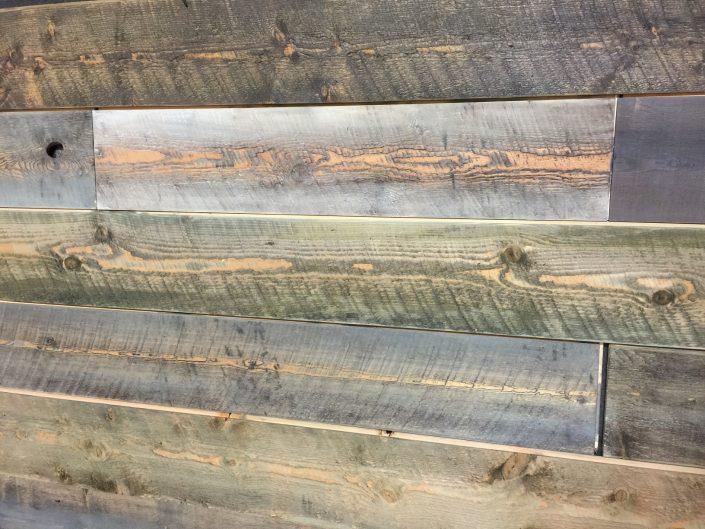 Barn Wood Feature Wall