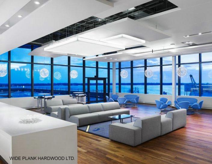 Engineered White Oak Hardwood Flooring- Vancouver