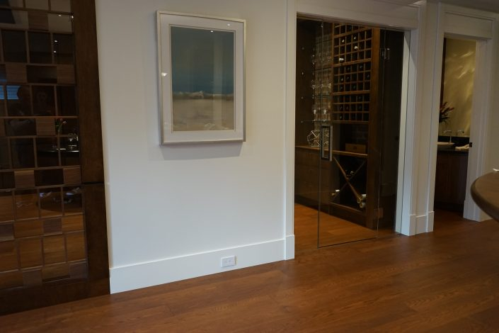White Oak Hardwood Floor - Vancouver