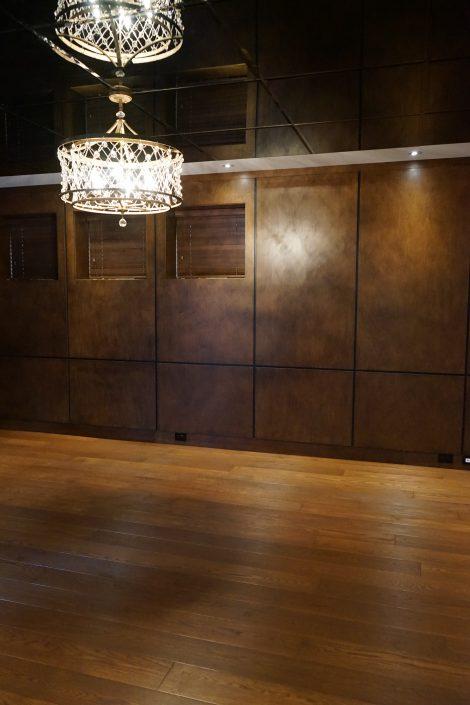 Engineered White Oak Hardwood Floor - Vancouver