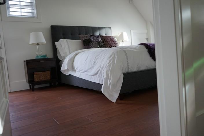 Solid White Oak Hardwood Floor - Whistler