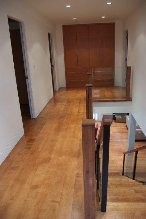 Solid Custom Wide Plank Hardwood Flooring - Abbotsford
