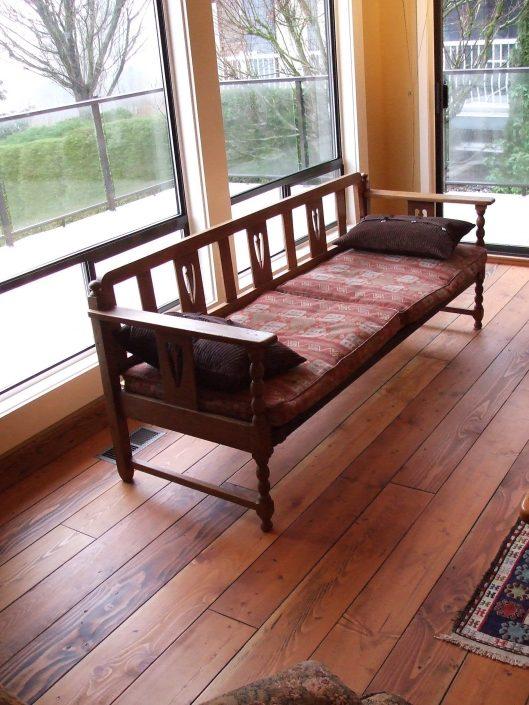 Solid Douglas Fir Hardwood Flooring - Lynden