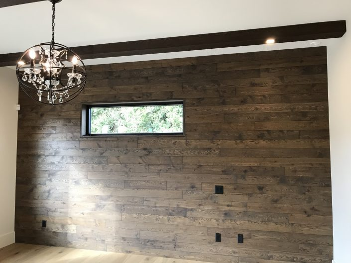 Custom Feature Wall