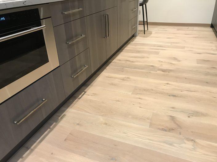 Custom Wide Plank Hardwood Floor - Whistler