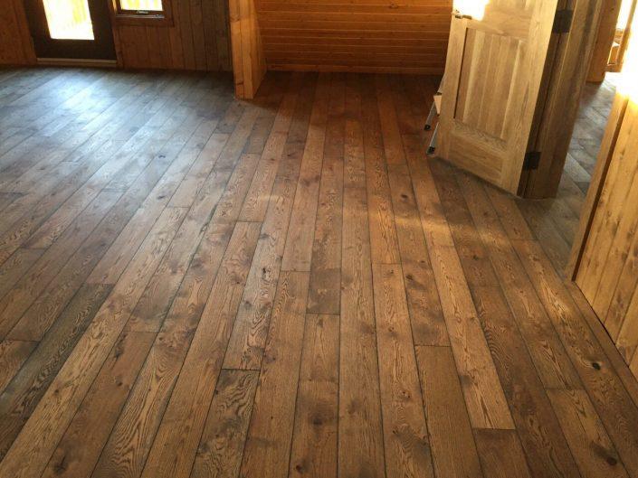 Solid White Oak Hardwood Floor - Richmond