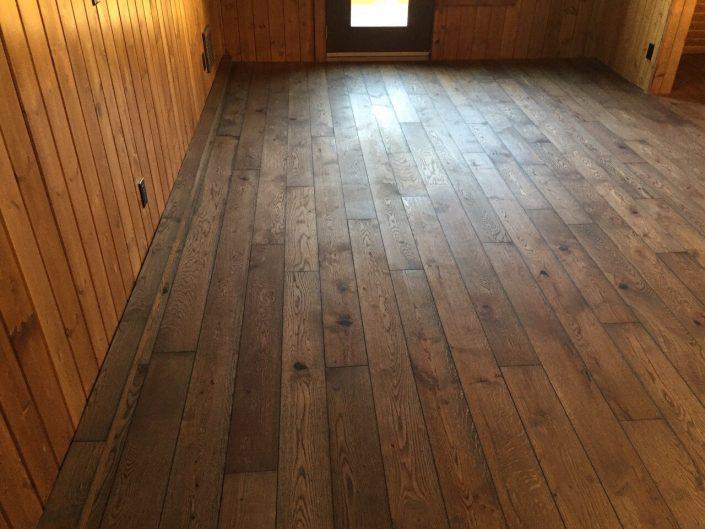 White Oak Hardwood Floor - Abbotsford