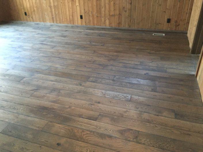 White Oak Hardwood Floor - Surrey