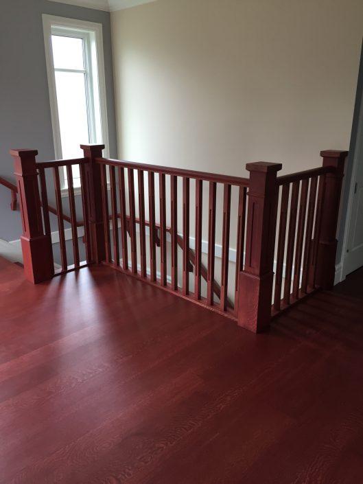 White Oak Rift and Quartered Hardwood Floor - Burnaby