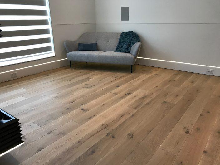 White Oak Hardwood Floor - Chilliwack