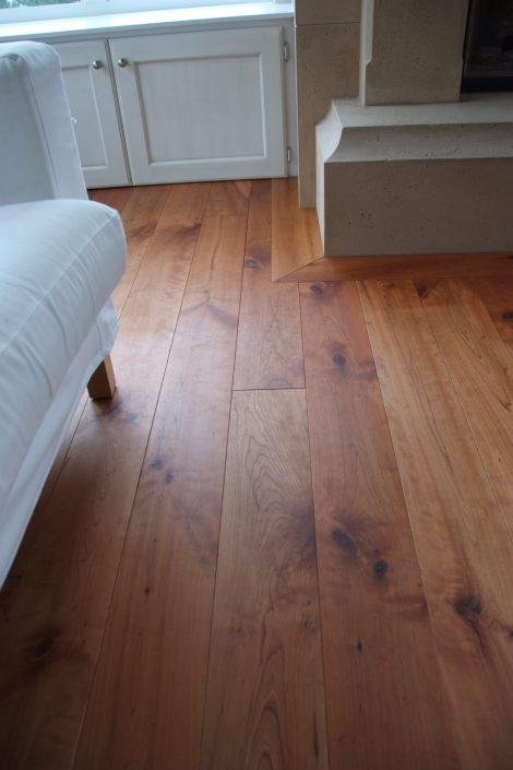 Solid North American Cherry Hardwood Flooring - Hope BC