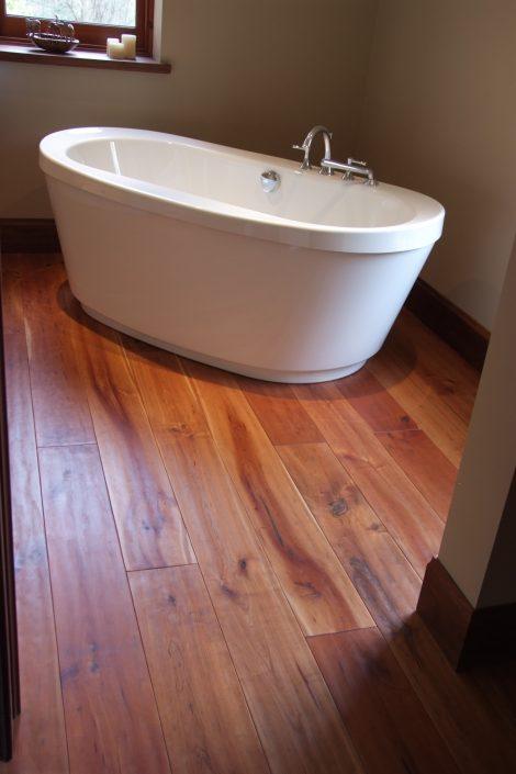 North American Cherry Hardwood Flooring - Fort Langley