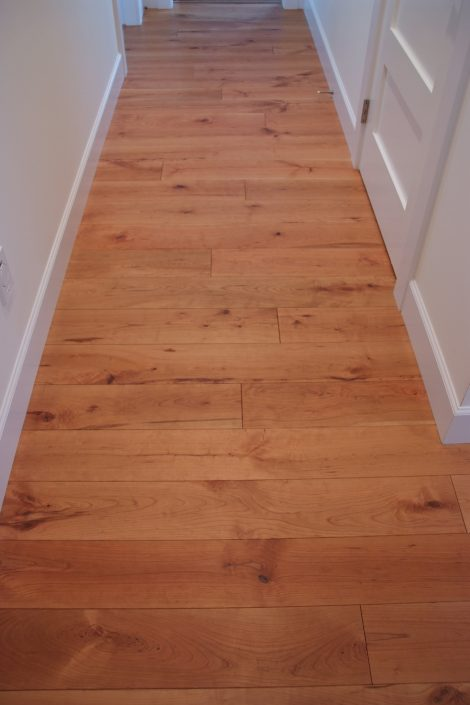 North American Cherry Hardwood Flooring - Surrey