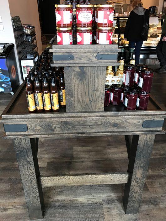 White Oak Custom Hardwood Table