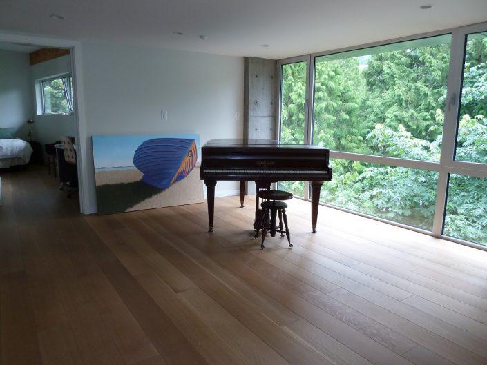 Maple Ridge Custom Engineered Wide Plank Hardwood Flooring