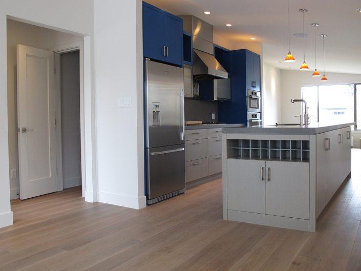 Engineered White Oak Hardwood Flooring - Blaine