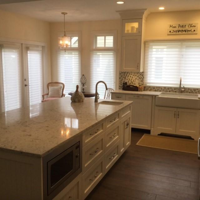 White Oak Hardwood Floor - Burnaby