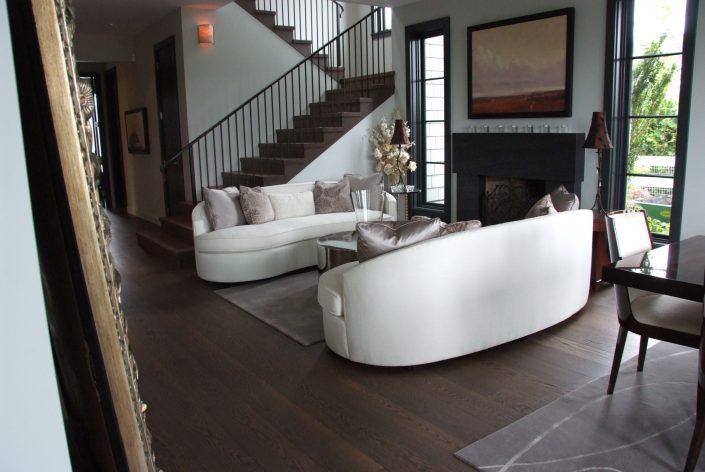 Custom Wide Plank Hardwood Flooring White Oak - Abbotsford