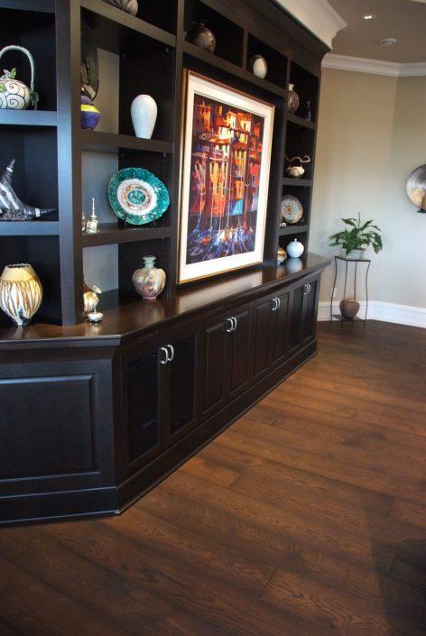 Custom Wide Plank Hardwood Flooring - Mission