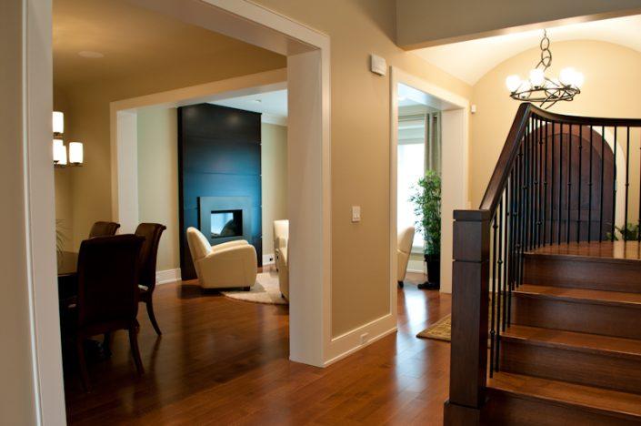 Customer Engineered Hardwood Floor - Maple Ridge