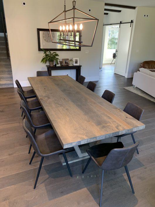Eastern Maple Table